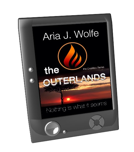 The Outerlands Ebook (Coalition 2)